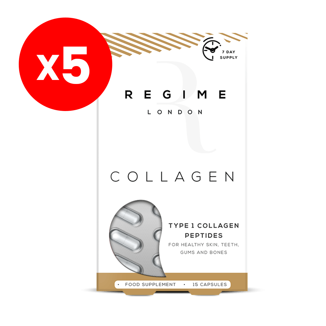 Regime Collagen 15 Capsules - Bundle of 5