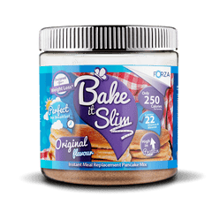 FORZA Bake It Slim Pancake Meal Replacement Mix - 350g - FORZA Supplements