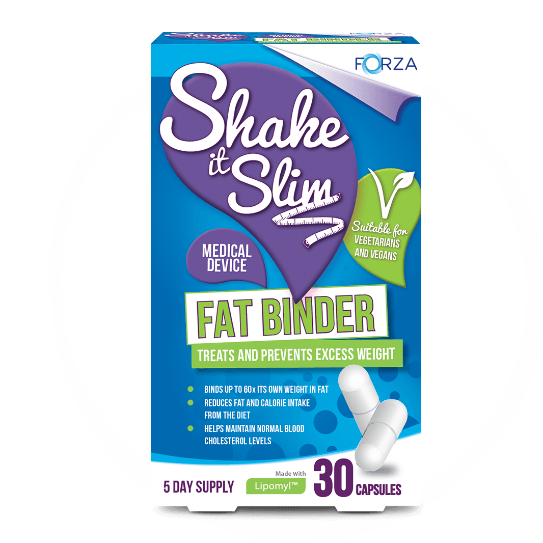 FORZA Shake It Slim Fat Binder - FORZA Supplements