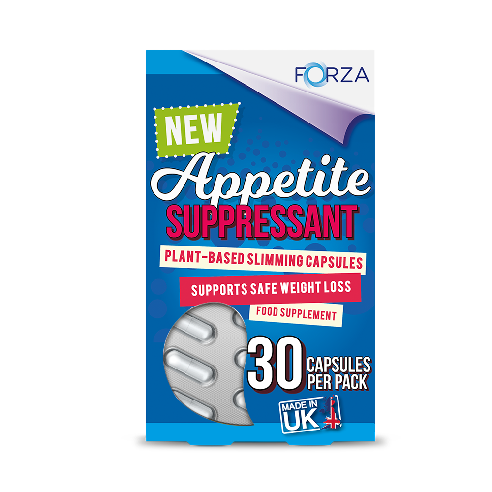 FORZA Appetite Suppressant 30 Capsules
