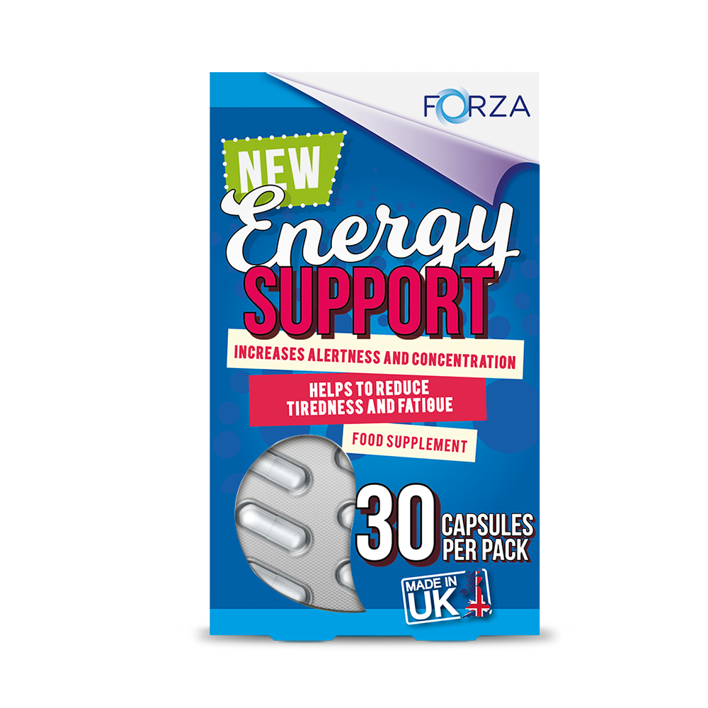 FORZA Energy Support 30 Capsules