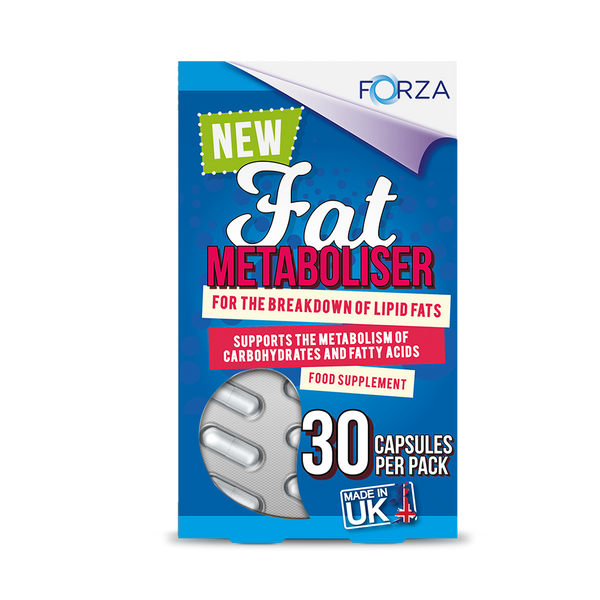 FORZA Fat Metaboliser 30 Capsules
