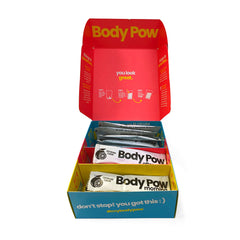 Body Pow Weight Loss Shot Drinks Orange