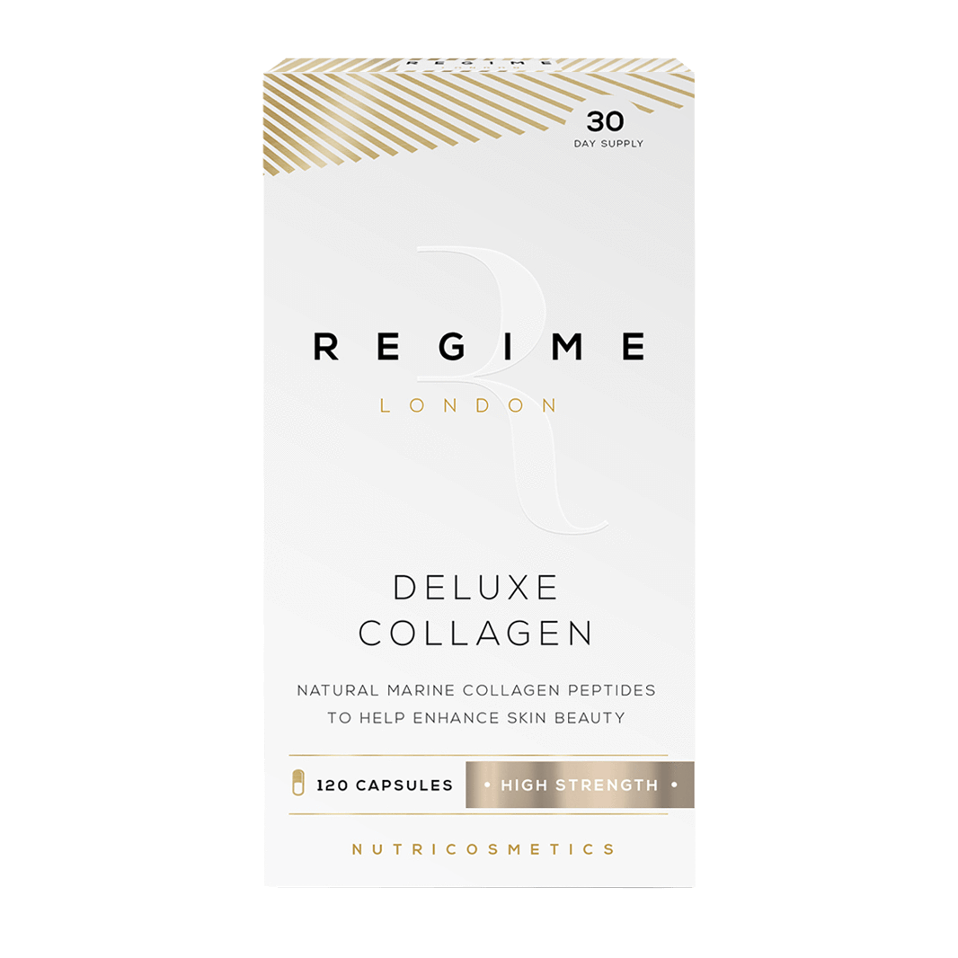 REGIME London Deluxe Collagen Capsules - Beauty Supplement For Skin