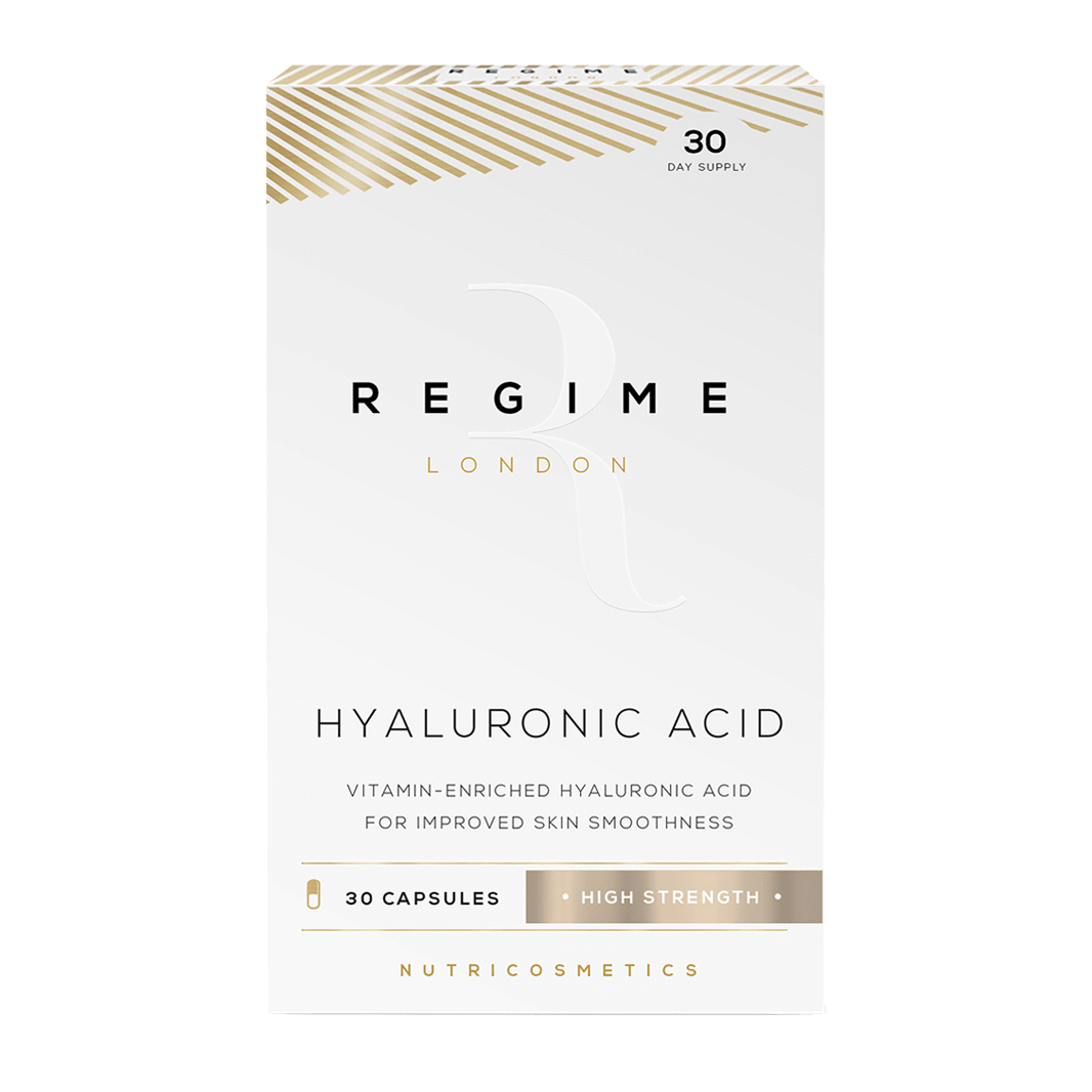 REGIME London Hyaluronic Acid - Hyaluronic Acid Formula - 30 Capsules - FORZA Supplements