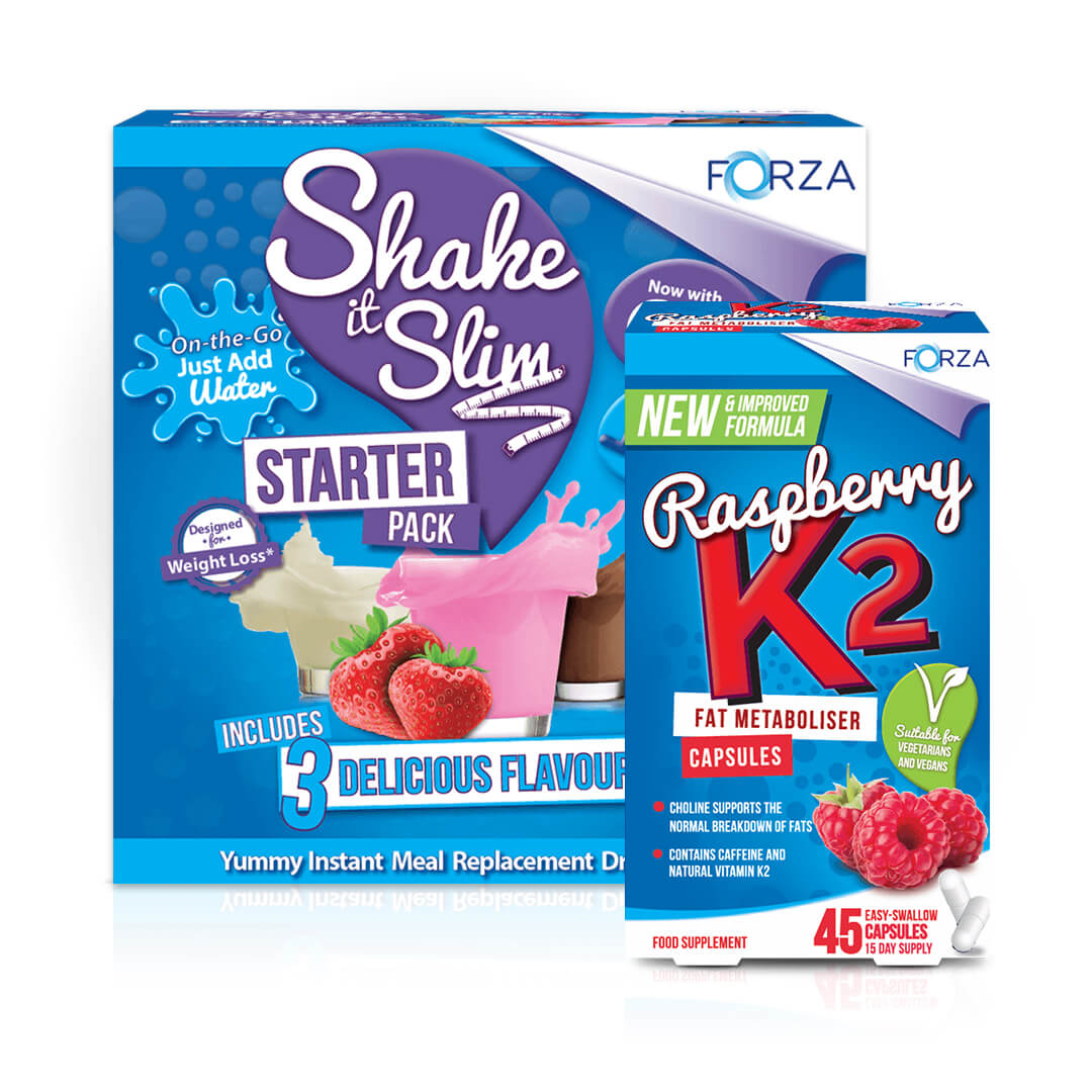 Weight Loss Bundle - FREE Raspberry K2