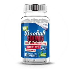 FORZA Baobab Capsules 500mg - 90 Capsules - FORZA Supplements