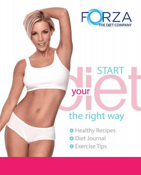 Diet Starter eBook - FORZA Supplements