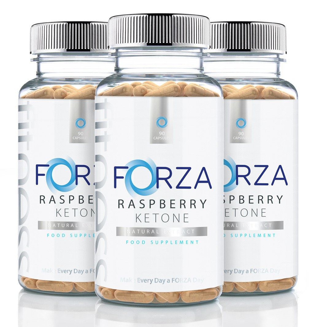 FORZA Raspberry Ketone - Three Month Supply - FORZA Supplements