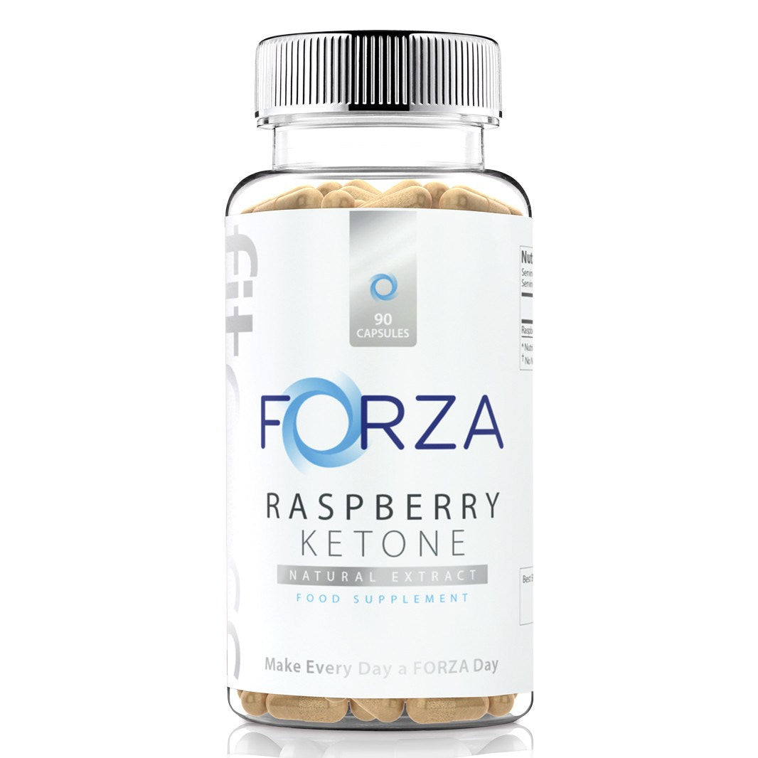 FORZA Raspberry Ketone 90 Capsules - FORZA Supplements