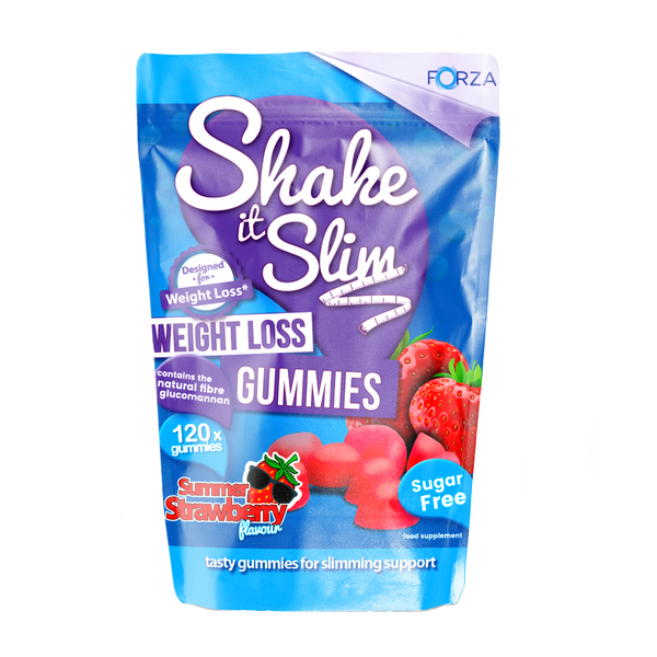 Past Best Shake It Slim Weight Loss Gummies BBE 09/2020