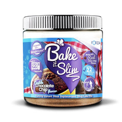 FORZA Bake It Slim Mug Cake Mix - 335g - FORZA Supplements