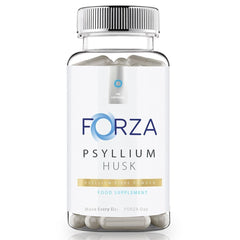 FORZA Psyllium Husk - 180 Capsules - FORZA Supplements