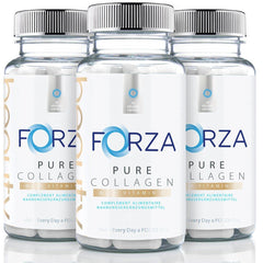 FORZA Pure Collagen Capsules - Three Month Supply - FORZA Supplements