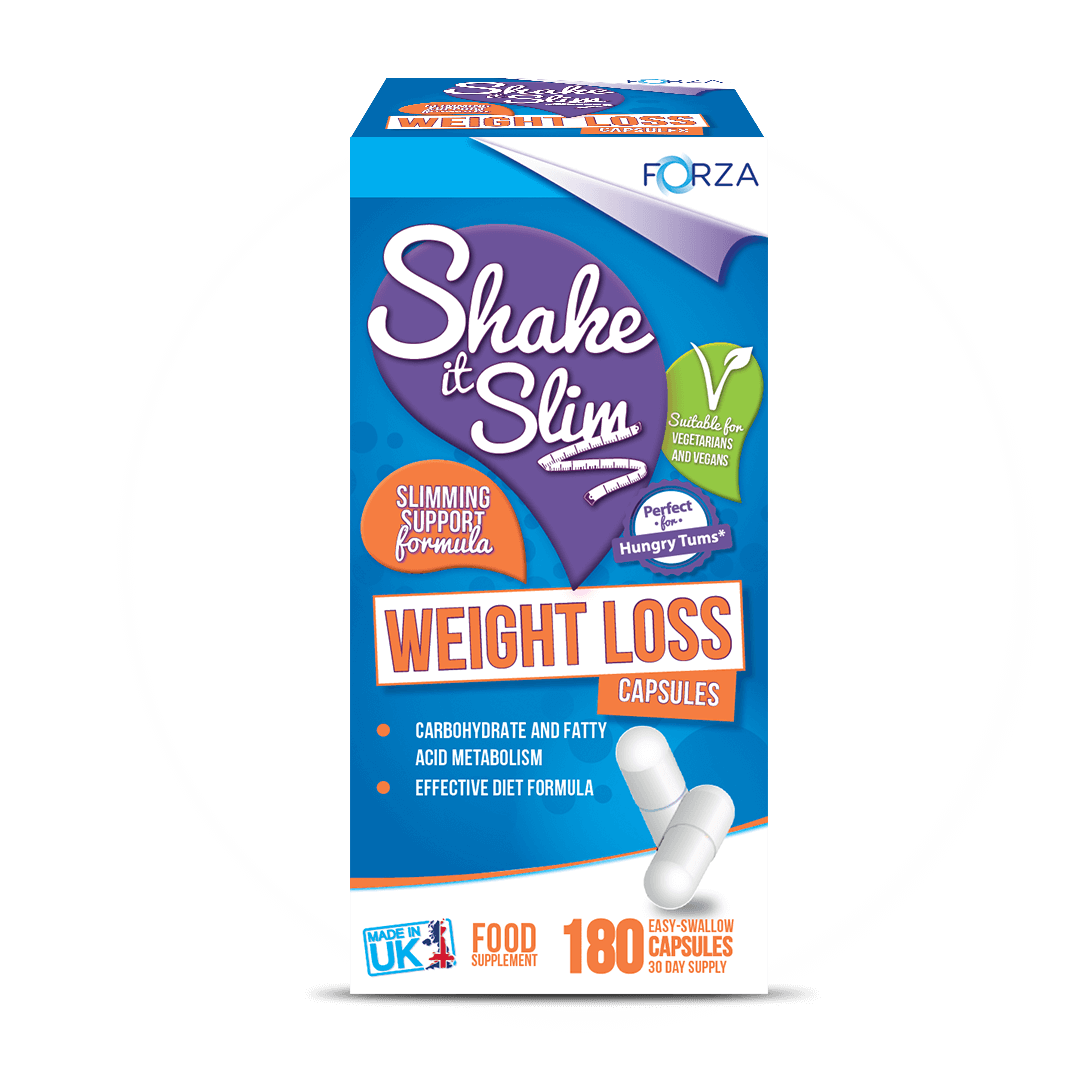 FORZA Shake It Slim Weight Loss Capsules - FORZA Supplements
