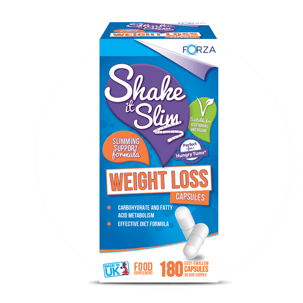 FORZA Shake It Slim Weight Management Supplements 180 - FORZA Supplements