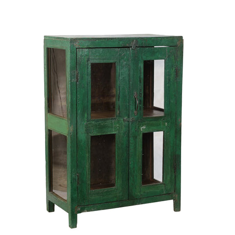 Emerald Glass Cabinet Product image