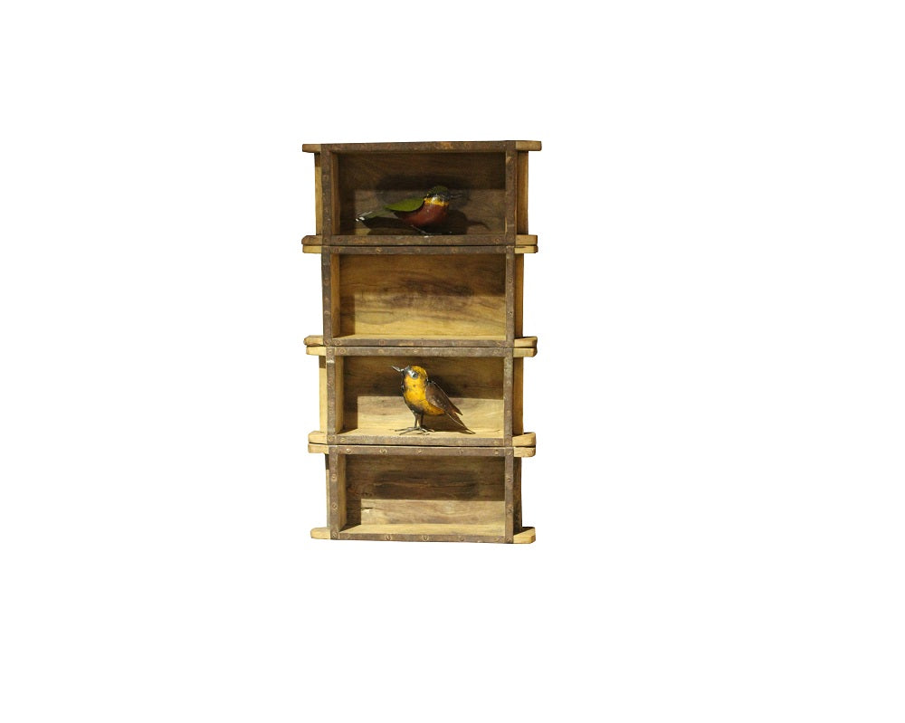 Brick Mould Wall Storage Shelves - HomeStreetHome.ie