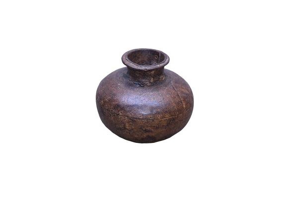 Ghada Jug Iron Pot - HomeStreetHome.ie