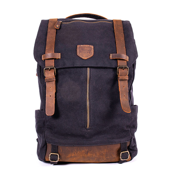 Backpack Waxed Canvas