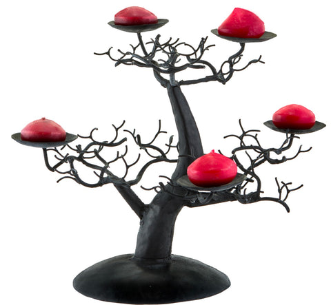 Baobab Candle Holder - HomeStreetHome.ie
