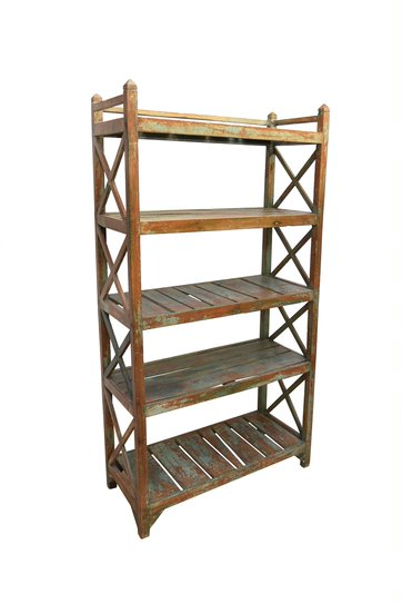 Baroque Free Standing Shelves - HomeStreetHome.ie