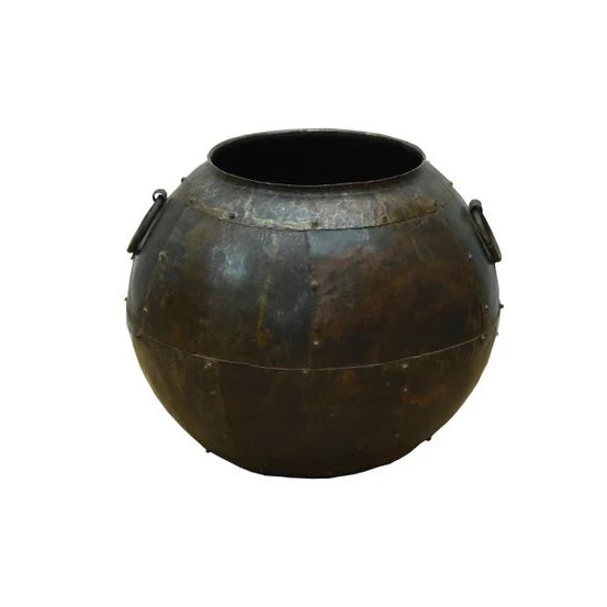 Bartan Case Iron Plant Pots - HomeStreetHome.ie