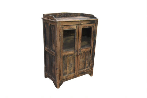 Bayou Glass Cabinet - HomeStreetHome.ie