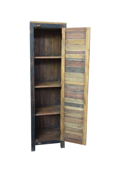Blackburn Tall Almirah Cabinet - HomeStreetHome.ie