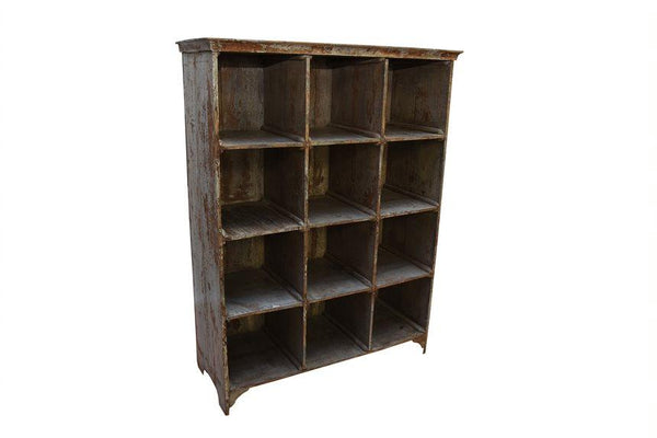Vintage Wooden Cabinet - HomeStreetHome.ie
