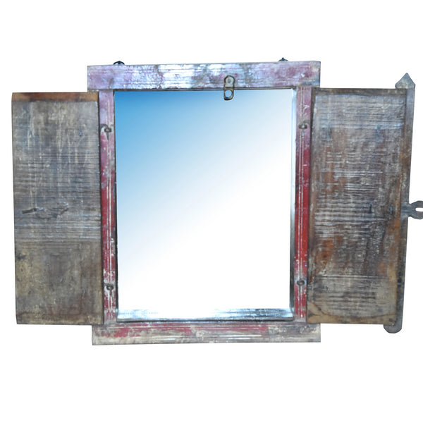 Dhaka Mirror with Frame - HomeStreetHome.ie