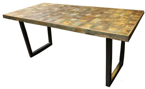 Diamond Dining Table - HomeStreetHome.ie
