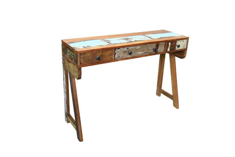 Console Writing Desk - HomeStreetHome.ie