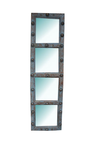 Flowers Door Full Length Mirror - HomeStreetHome.ie