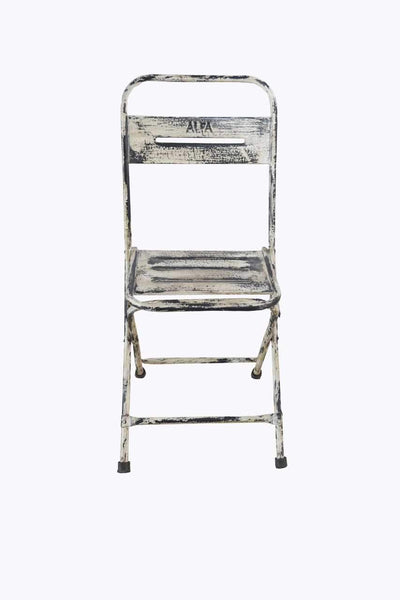 Metal Folding Chairs - HomeStreetHome.ie