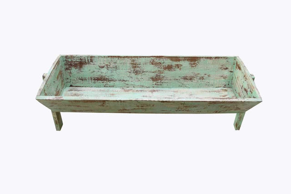 Reclaimed Wood Planter - HomeStreetHome.ie