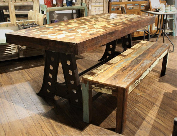 Cubism Dining Table - HomeStreetHome.ie