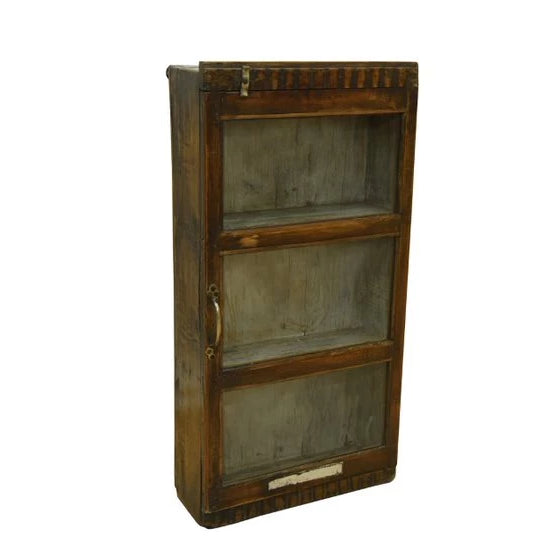 Hazel Hanging Glass Cabinet - HomeStreetHome.ie