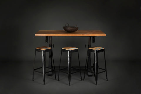 Industrial Architects Table - HomeStreetHome.ie