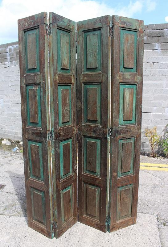 Screen Room Divider Green - HomeStreetHome.ie