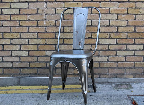Metal Kitchen Chair - HomeStreetHome.ie