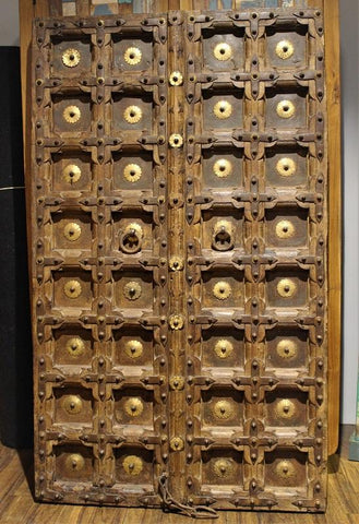 Original Antique Shekhawati Door - HomeStreetHome.ie