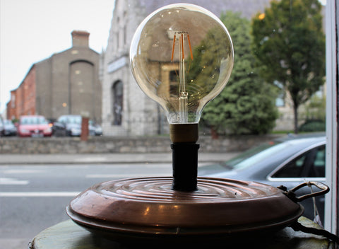 Bed Warmer Lamp - HomeStreetHome.ie
