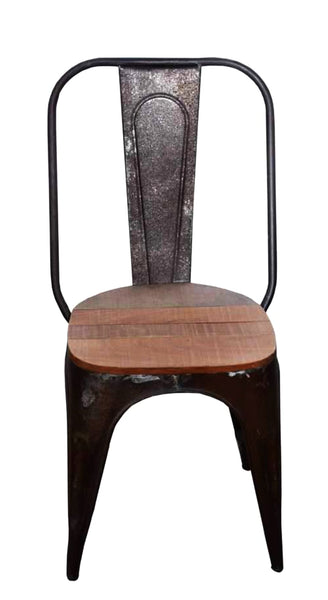 Industrial Dining Table Chairs - HomeStreetHome.ie