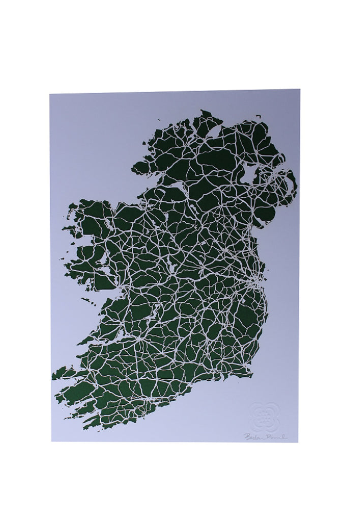 PaperCut Map - HomeStreetHome.ie