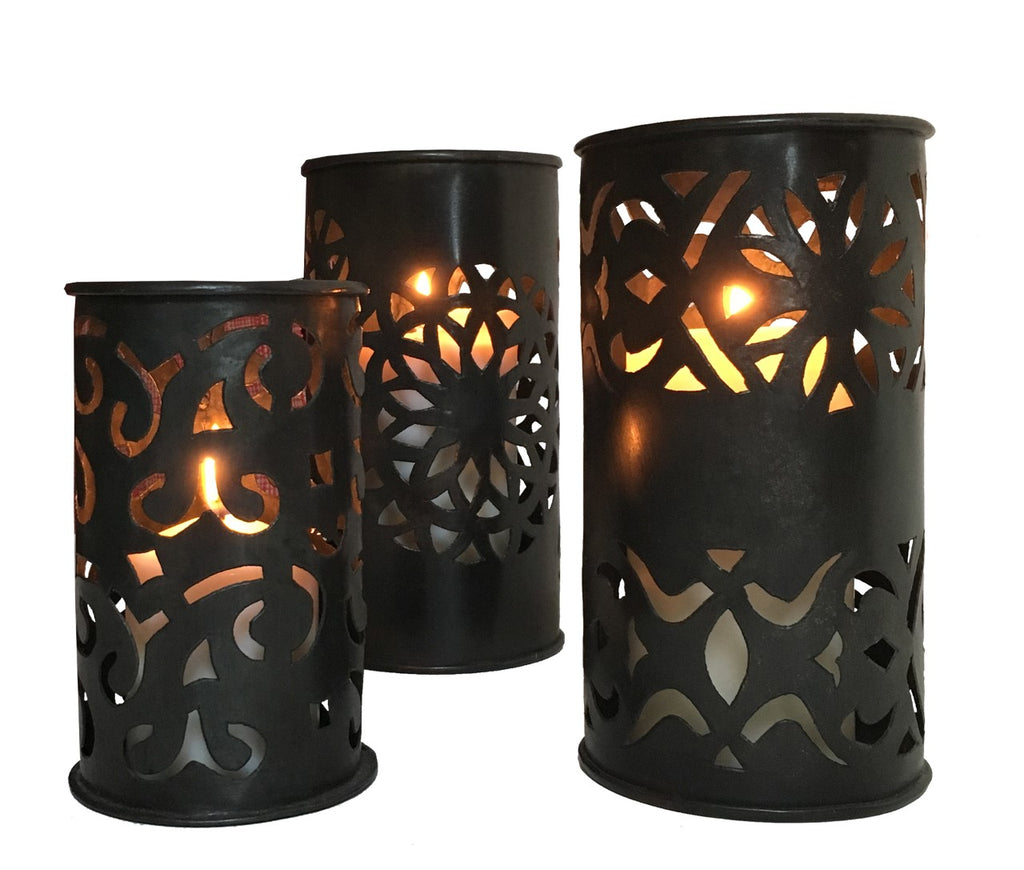 Julie Candle Holder - HomeStreetHome.ie