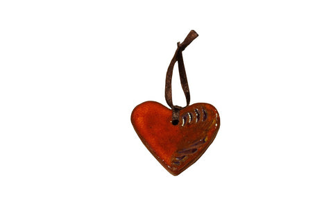 Lou Ceramic Heart - HomeStreetHome.ie