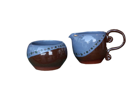 Lou Ceramic  Bowl & Jug - HomeStreetHome.ie