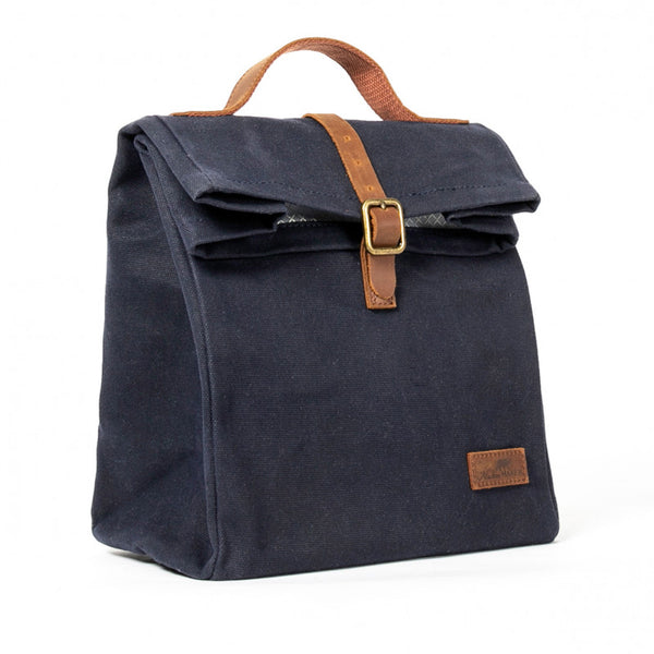 Lunch Bag Waxed Canvas Rambler