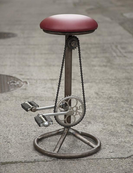 Bicycle Counter Stool - HomeStreetHome.ie